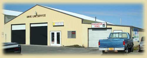 Drive Line Service and Radiator King, Klamath Falls, OR 97603